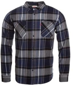 Levi's Men's Flannel Workshirt