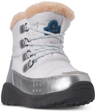 BearPaw Little Girls' Tundra Winter Boots from Finish Line