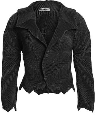 Issey Miyake Starlight Cropped Jacket