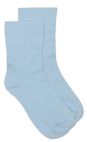 HUE Solid Womens Ankle Socks