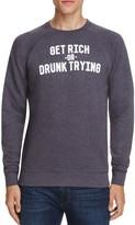 Kid Dangerous Get Rich Sweatshirt