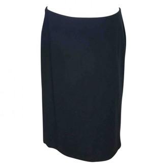STEPHAN JANSON Black Wool Skirt for Women