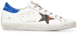 Golden Goose low-top star trainers