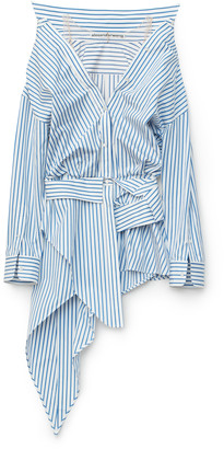 Collection Deconstructed Shirt Dress