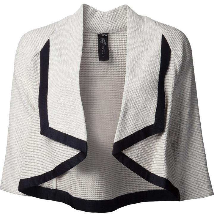 Zero Maria Cornejo 'Kate' digi tweed jacket