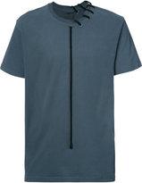 Craig Green lace detail T-shirt - men - Cotton - S