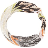 Missoni Wool-blend crochet headband