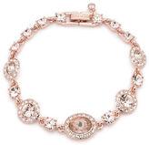 Givenchy Crystal Studded Bracelet