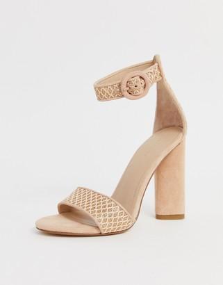 KENDALL + KYLIE block heeled sandals