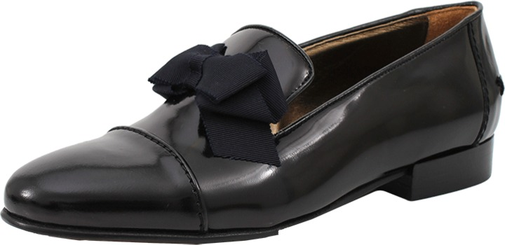 Lanvin Loafer with Bow Detail