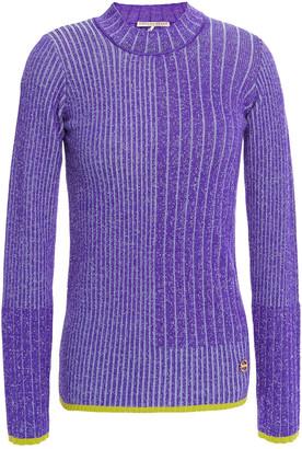 Emilio Pucci Ribbed Wool Sweater