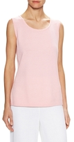 St. John Santana Wool Sleeveless Top