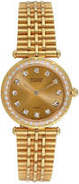 Van Cleef & Arpels 1990S Women's Diamond Sport Watch