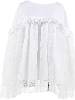 ANAÏS JOURDEN White Cotton Tops