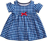 First Impressions Gingham Cotton Top, Baby Girls, Created for Macy's
