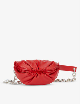 Bottega Veneta The Mini Pouch leather bag