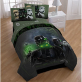 Disney Star Wars Rogue One Imperial Comforter