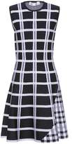 Victoria Beckham Knitted wool-blend dress