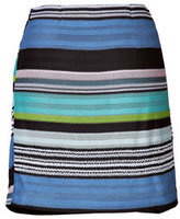 Missoni Striped Pleated Front Skirt