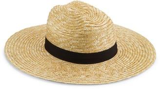 Melissa Odabash Savannah Woven Hat