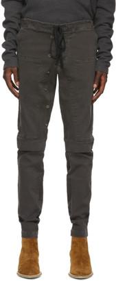 Greg Lauren Black Work Trousers