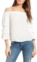 Ella Moss Women's Stella Off The Shoulder Top