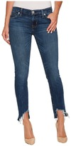 Hudson Colette Mid-Rise Skinny in Split Second Women's Jeans