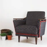 Galapagos Furniture The New Pinzon Armchair In Kirkby Design Bakerloo