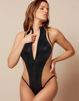 Agent Provocateur Marlene Swimsuit Black