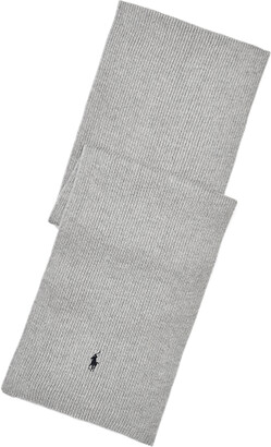 Ralph Lauren Signature Pony Wool Scarf