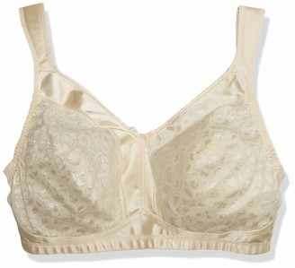 Playtex Women's Lace with Gel Comfort Straps Bra