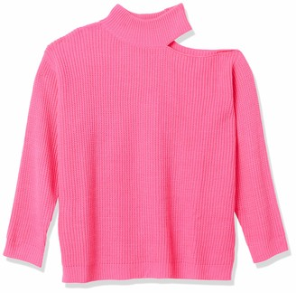 Forever 21 Women's Plus Size Open-Shoulder Sweater