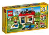 Lego Infant Creator 3-In-1 Modular Poolside Holiday Play Set - 31067