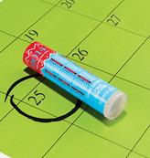 Avon Care Deeply 2014 Calendar Lip Balm