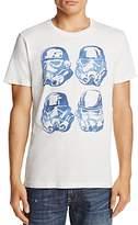 Junk Food Clothing Four Storm Trooper Crewneck Short Sleeve Tee