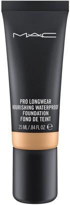 M·A·C MAC Pro Longwear Nourishing Waterproof Foundation 25ml - Colour Nc38