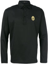 Billionaire longsleeved polo shirt