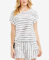 Vince Camuto Striped Pullover Top