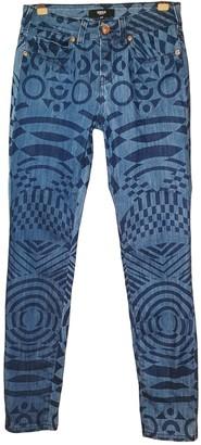 Versus Blue Denim - Jeans Jeans for Women