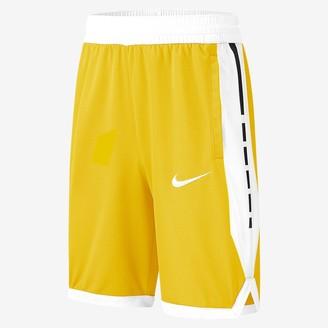 Nike Big Kids' (Boys') Basketball Shorts Dri-FIT Elite