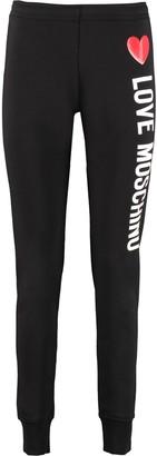 Love Moschino Printed Sweatpants