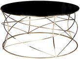 CAFE Lighting & Living Deco Luxe Sophie Coffee Table, Gold