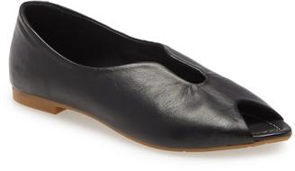 Sheridan Mia Ronnie Peep Toe Flat