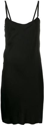 Ann Demeulemeester camisole dress