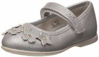 Chicco Girls Ballerina Clora Ankle Strap Ballet Flats