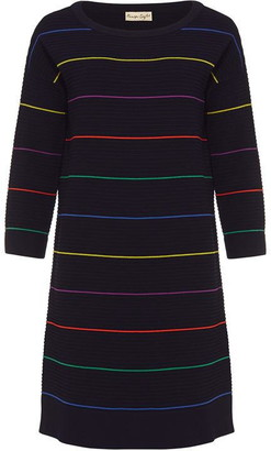 Phase Eight Savannah Stripe Ripple Dress