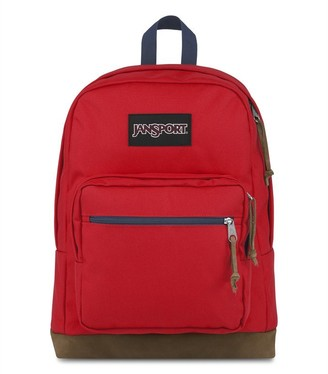 JanSport Backpack Right Pack Red Tape