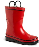 Western Chief Toddler 'Firechief 2' Rain Boot