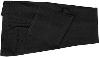 Lardini Grey Wool Two-piece Suit