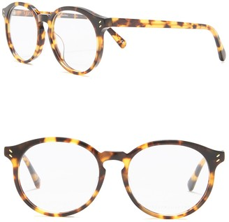 Stella McCartney 52mm Round Optical Glasses